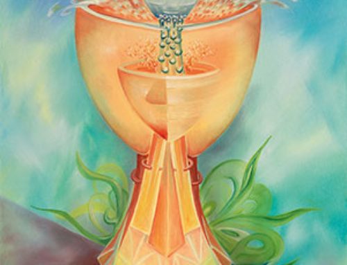 3 THE THREE OF CUPS – ABUNDANCE