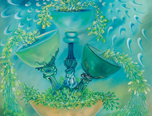 4 THE FOUR OF CUPS – AMPLITUDE