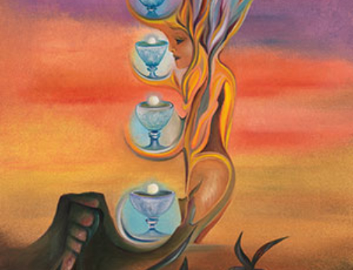 5 THE FIVE OF CUPS – DISAPPOINTMENT