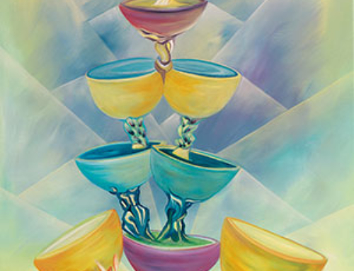 9 THE NINE OF CUPS – HAPPINESS