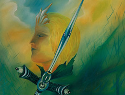 THE PRINCE OF SWORDS