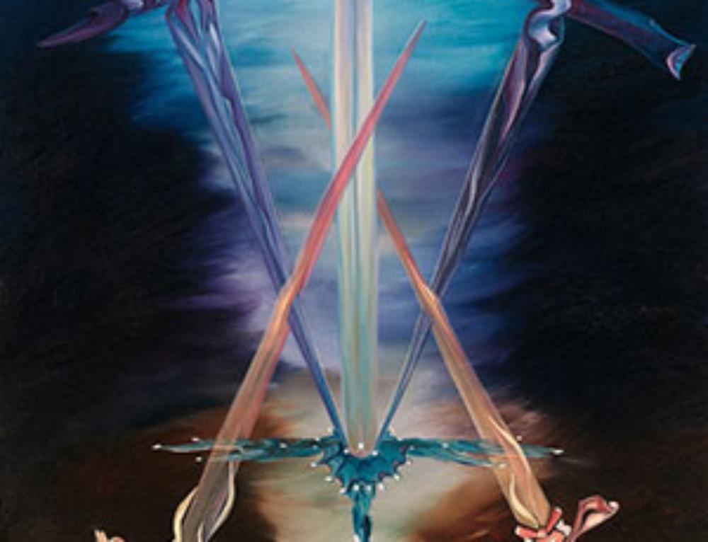 5 Fünf Schwerter – die Niederlage