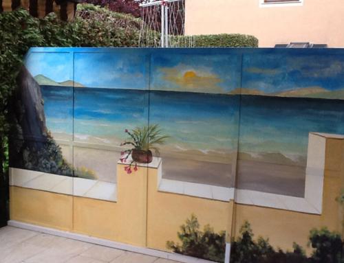 Karibik auf der Terrasse