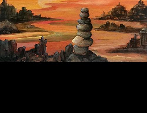 Kraft der Steine